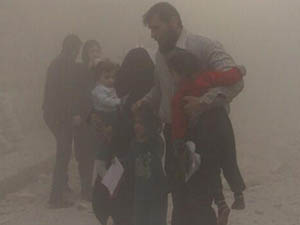Suriye'de Hava Saldırısı: 17 Ölü