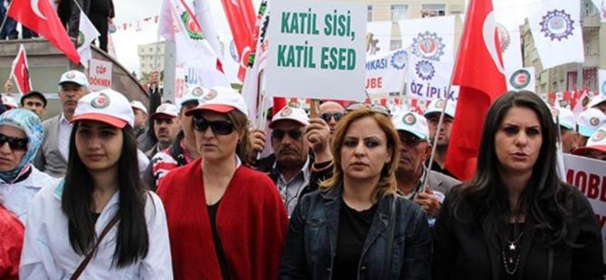 Hak-İş 1 Mayıs'ı Kayseri'de Kutluyor
