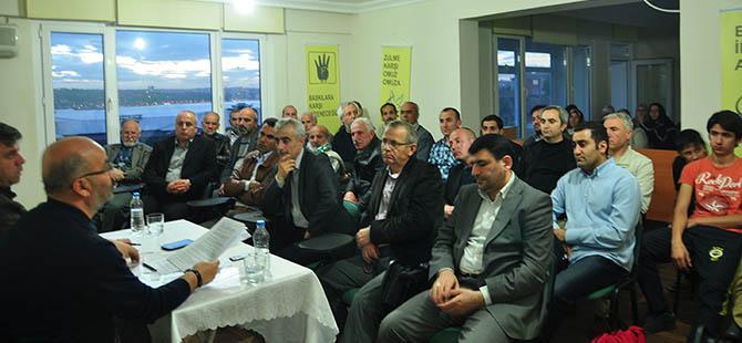 Beykoz'da Kürt Sorunu Ele Alındı