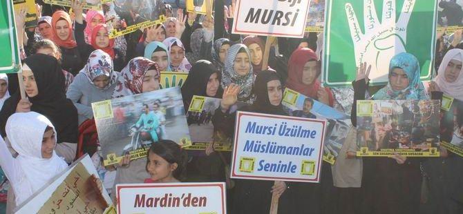 Mardinliler İdam Kararlarını Kınadı