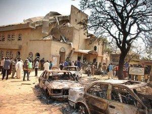 Nijerya'da Bombalı Saldırı: 9 Ölü 18 Yaralı