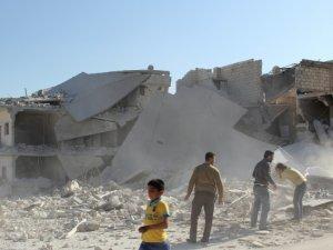 ABD İlk Kez Suriye Muhalefeti İle Görüşecek