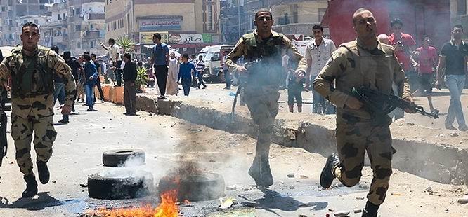 Kahire'de Ölenlerin Sayısı 8'e Yükseldi