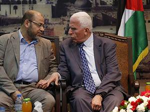 """Hamas: """"İsrail'in Tanınması Kırmızı Çizgimizdir!"""""""