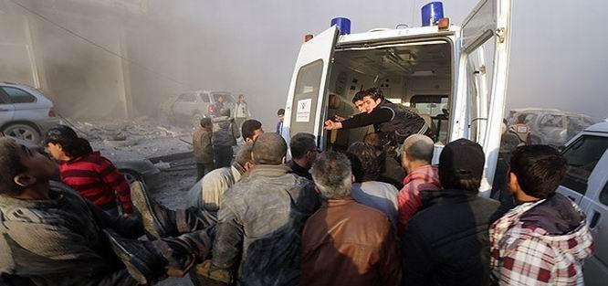 Felluce'de Bombardıman: 9 Ölü, 13 Yaralı