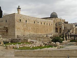 Filistinli Bakan'dan Mescid-i Aksa Çağrısı