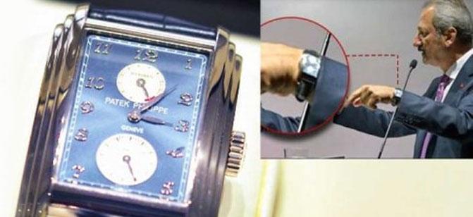 Zafer Çağlayan'ın Saat Açıklamasını Firma Yalanladı