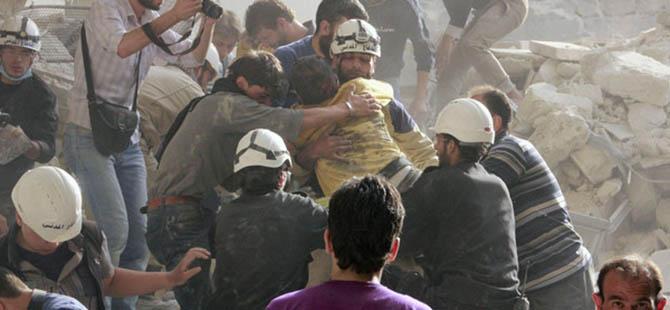 Halep'te Baas Ordusuna Büyük Darbe!