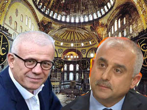 """Taşgetiren: """"Bu Bizans Dilidir"""""""