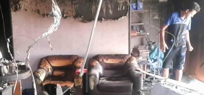 Felluce'de Varil Bombası İddiası
