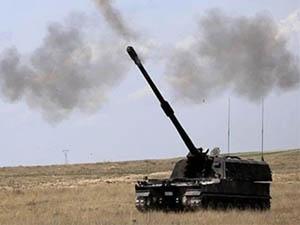 TSK Suriye'ye Misliyle Karşılık Verdi