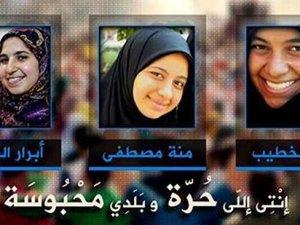 Mısır Zindanları Darbe Karşıtı Kadınlarla Dolu