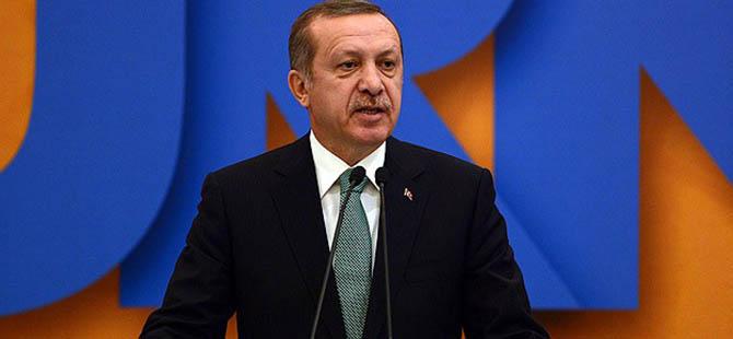 """Erdoğan: """"Bana Diktatör Diyen Karşımda!"""""""