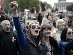 Kharkiv'de Referandum Yapılmayacak