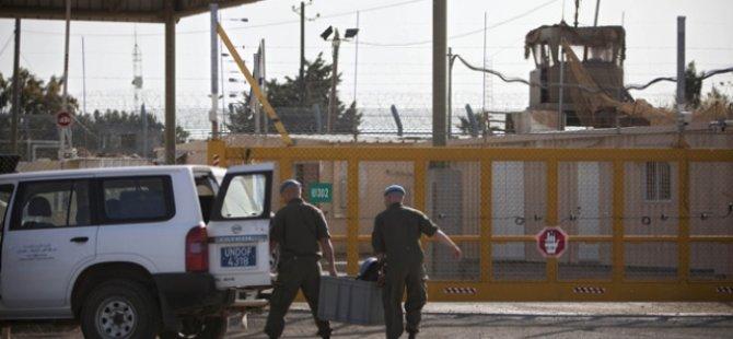 """İsrail'den """"Askeri Bölge"""" Kararı"""