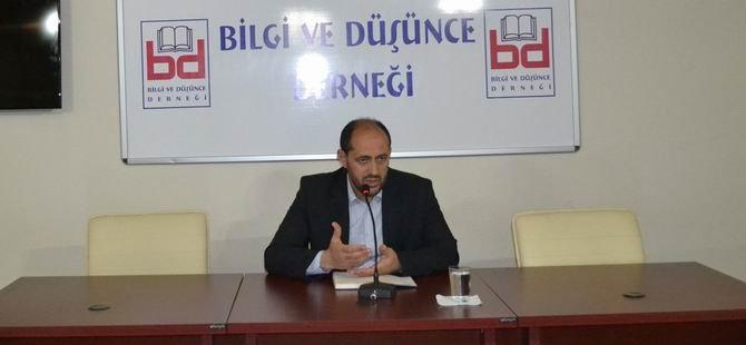 """Bingöl'de """"Malatya Ekolü"""" Tartışıldı"""
