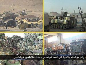 Hama ve Şam'da Rejime Darbe: Esed'in Tankları Ele Geçirildi!