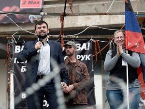 Donetsk'te Ayrılıkçıların İstediği Oldu