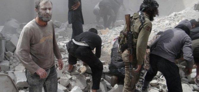 Esed Güçlerinin Saldırılarında 71 Kardeşimiz Katledildi