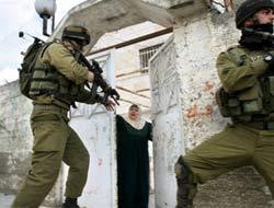 İşgalcilerden Evlere Baskın: 1 Filistinli Şehit