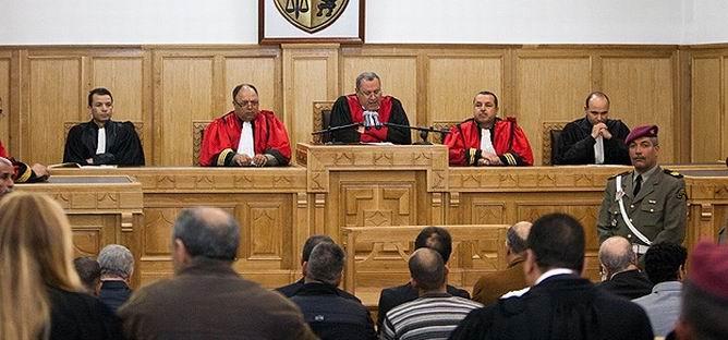 Tunus'ta Bin Ali'ye İkinci Kez Müebbet Hapis