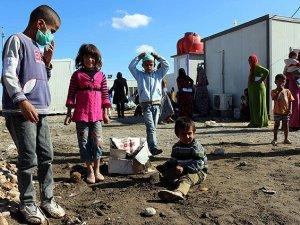 Suriye'de Salgın Hastalık Uyarısı