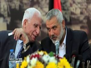 Gazze'de Ortak Hükümet Çalışması