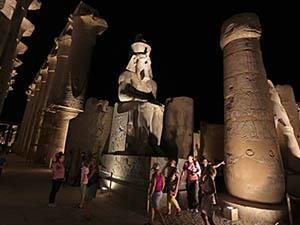 Mısır'ın Turizm Gelirinde Büyük Düşüş!