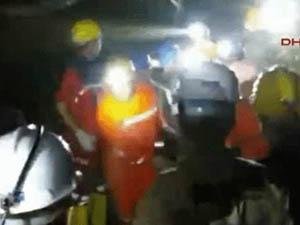 Ölüm Madeninin İçinden İlk Görüntüler
