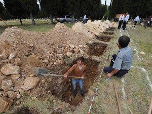 Hayatını Kaybeden Madenciler Toprağa Veriliyor