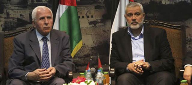Filistin'de Hükümette Yer Alacak İsimler Belirlendi