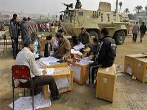 Mısır'da Seçim Boykotu