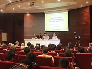 """""""İslami Hareket: Yöntem ve Gelecek Tasavvuru"""""""