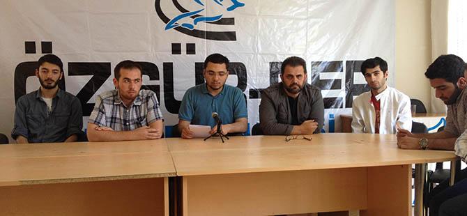 Ankara'dan Soma'ya Taziye Mesajı
