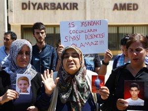 Aileler Çocuklarını PKK'den Geri İstedi