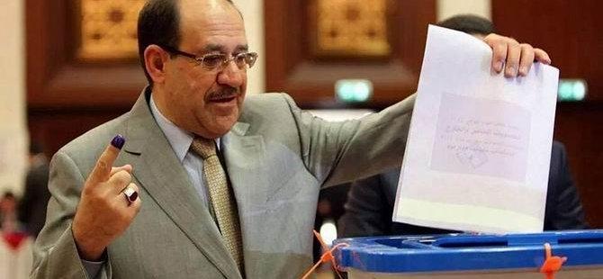 Irak'ta Seçimleri Maliki Koalisyonu Kazandı