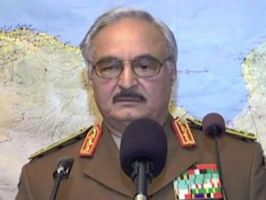 Libya'da Yeni Bir Darbeci Tipi: Hafter