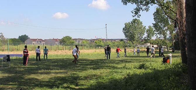 Özgür-Der Gençliği Piknikte Buluştu