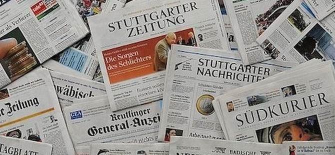 Alman Basını Erdoğan'a Saldırıda Sınır Tanımıyor