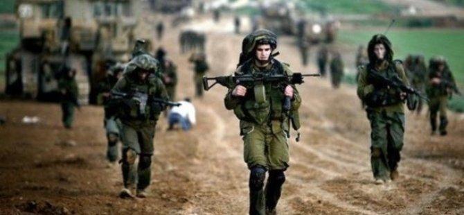 İsrail ordusu Maddi Yetersizlikten Tatbikat İptal Etti