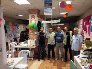 Samsun-Havza'da Suriye Halkı Yararına Kermes