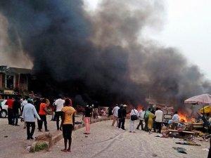 Nijerya'da Silahlı Saldırganlar Köy Bastı: 30 Ölü