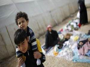 """""""Lübnan'daki Mülteciler Sağlık Hizmetinden Yoksun"""""""