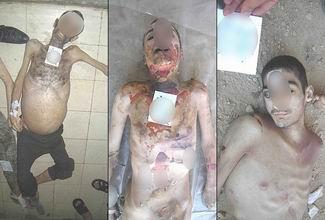 Suriye'den Yeni Vahşet Fotoğrafları!
