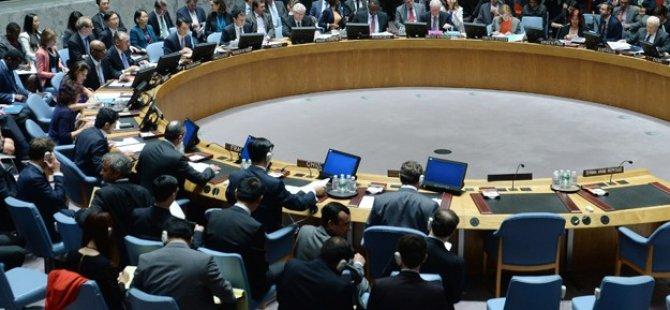 Yemen Karar Tasarısı BMGK'da Oylanacak