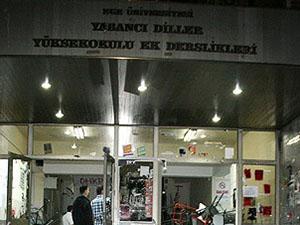 Ege Üniversitesi'nde 38 Öğrenci Gözaltında