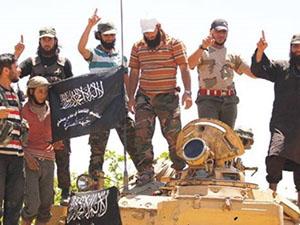 Nusra Cephesi Arsal'da Bir Karakolu Ele Geçirdi