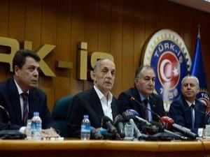 Türk-İş'ten 10 Gün Sonra Gelen 'Soma' Açıklaması