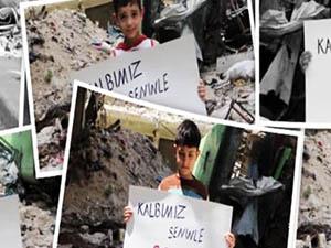 Suriyeli Yetimler Somalıları Unutmadı