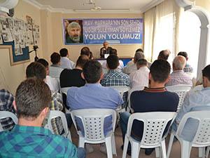Amasya'da Mavi Marmara Konulu Seminer Yapıldı